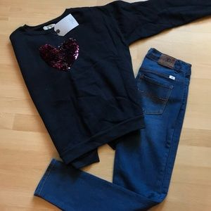 Girls Zara & Lucky Brand Bundle